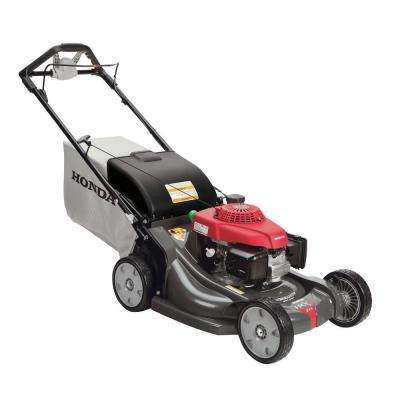 21 in. Variable Speed 4-in-1 Gas Walk Behind Self Propelled Lawn Mower with Select Drive Control
