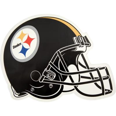 NFL Pittsburgh Steelers Outdoor Large Primary Logo Graphic Decal Applied Icon