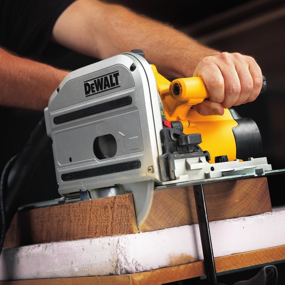 Dewalt 48 Teeth Precision Ground Woodworking Blade For Tracksaw System