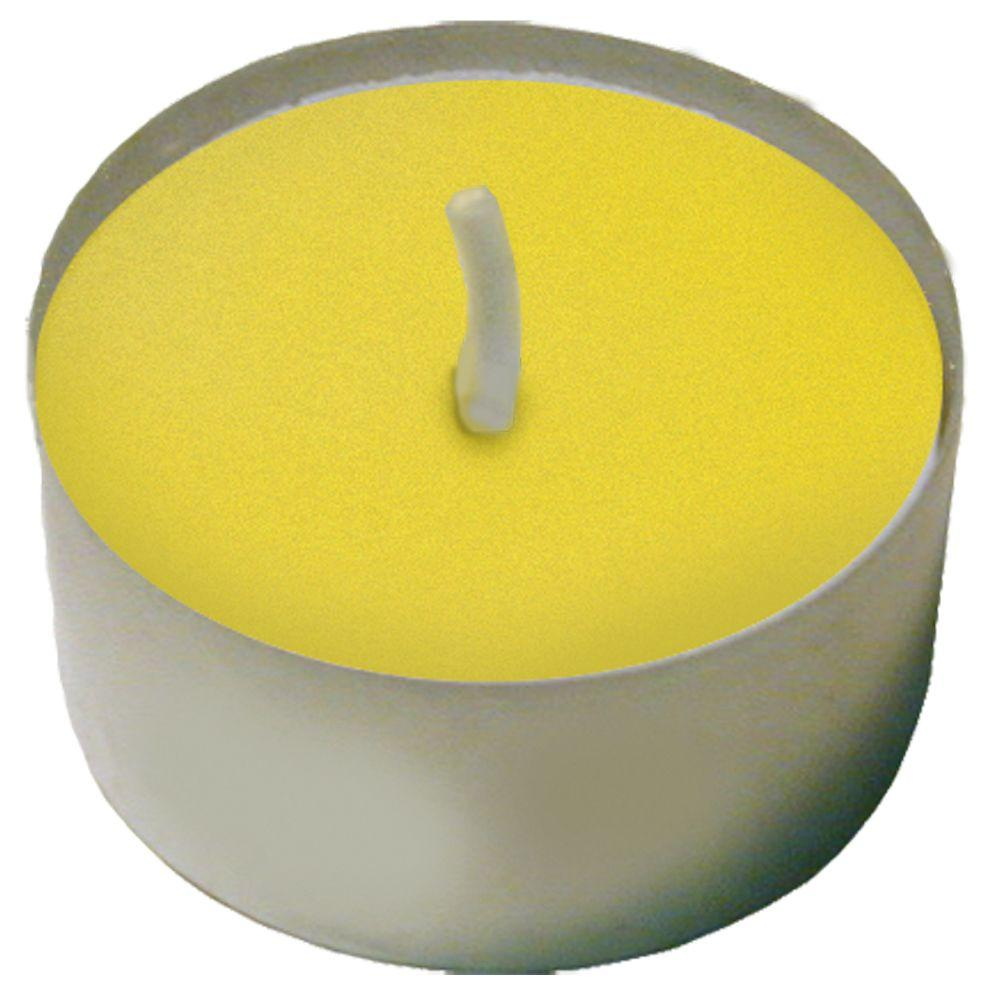 Lumabase Citronella Tealight Candles (Box of 125)-DISCONTINUED