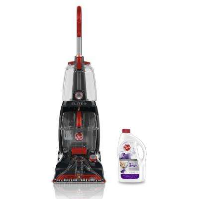 Professional Series Power Scrub Elite Pet Carpet Cleaner Bundle with 64 oz. Full Size Cleaning Solution