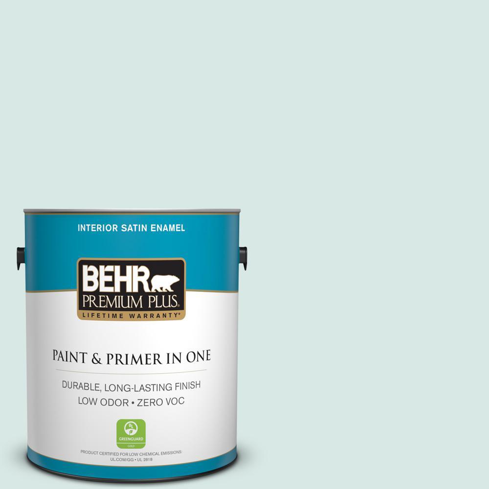 #500E-2 Aqua Breeze Zero VOC Interior Paint