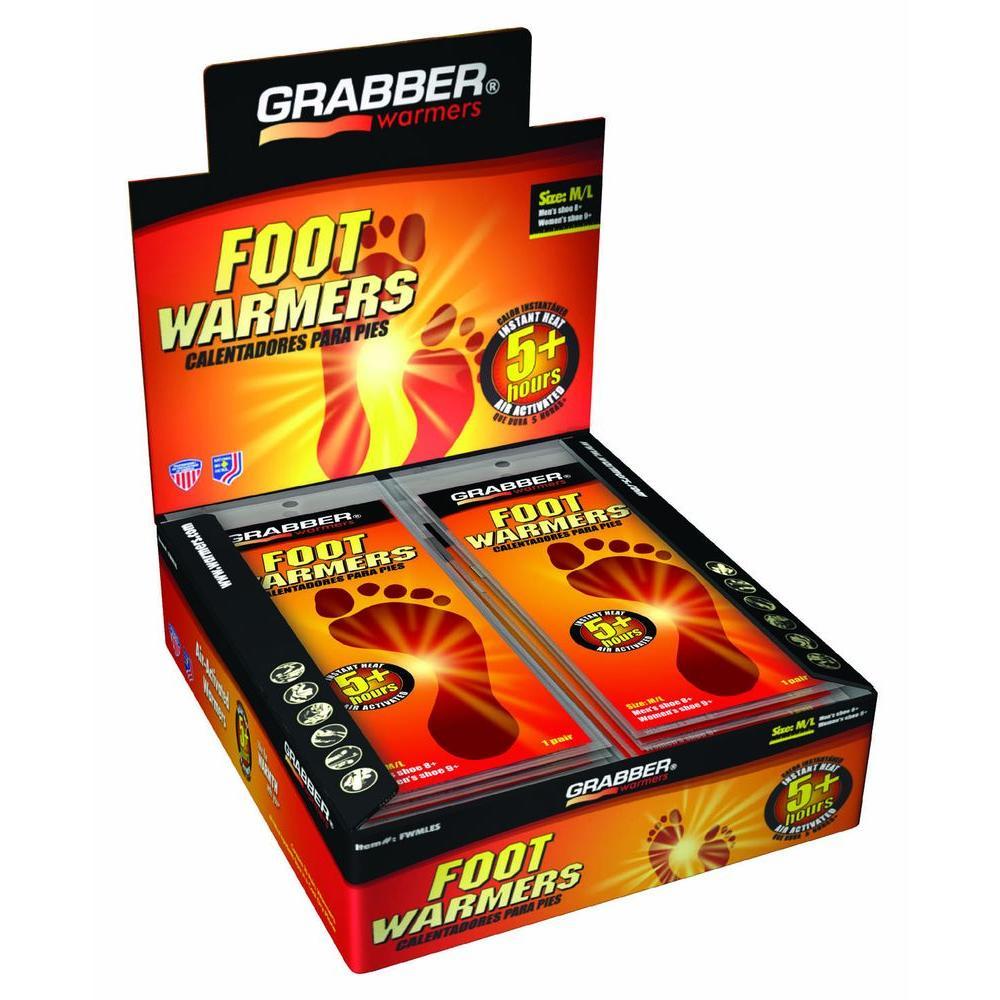 Medium/Large Full Foot Warmer
