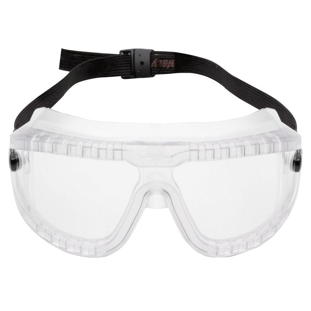 e3fba16f46b 3M Large GoggleGear Safety Goggles-MMM166450000010 - The Home Depot