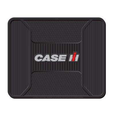 International Harvester Case IH Heavy Duty 17 in. x 14 in. Vinyl Utility Car Mat