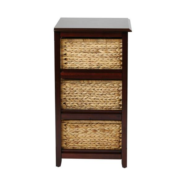 Seabrook Espresso 3-Tier Storage Unit with Natural Baskets on aspen home coffee tables, aspen leather furniture, aspen home furniture wholesale, aspen home entertainment, aspen furniture collection, aspen mattresses, aspen amish furniture, aspen design furniture, aspen bar furniture, aspen home furniture retailers, aspen furniture bookshelves, cambridge aspen home furniture, aspen art furniture, aspen flooring, aspen furniture company, aspen desks furniture, aspen home bedroom, aspen rustic furniture, aspen furniture phoenix, aspen patio furniture,