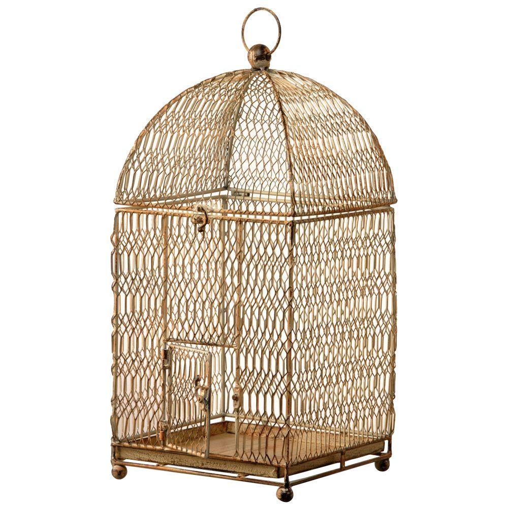 22 in. Garden Accents Birdcage