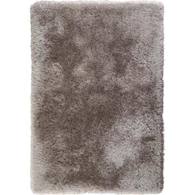 Glimmer Grey 8 ft. x 10 ft. Shag Area Rug