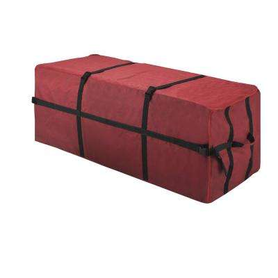 Deluxe Heavy-Duty Christmas Tree Canvas Storage Bag for 9 ft. Tree