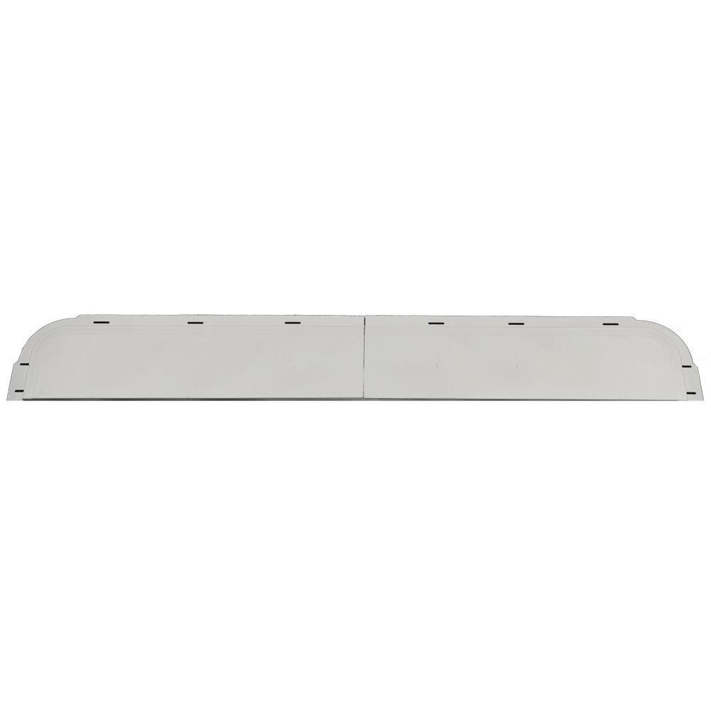 6 in. x 43 5/8 in. J-Channel Back-Plate for Window Header