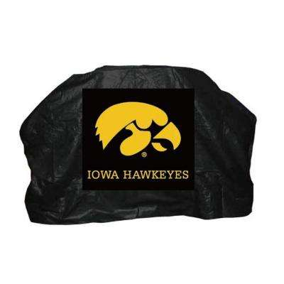 59 in. NCAA Iowa Grill Cover