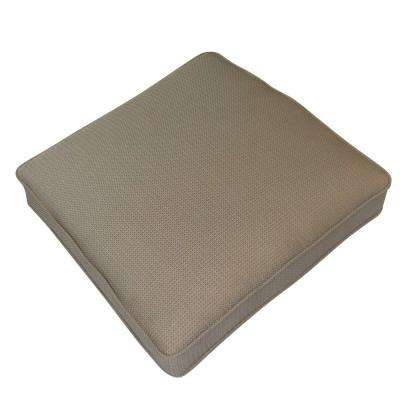 Melbourne Replacement Outdoor Dining Chair Cushion