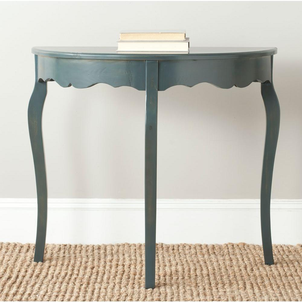 Aggie French Grey Console Table