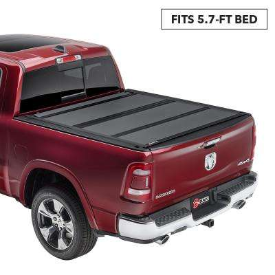 MX4 Tonneau Cover for 19 (New Body Style) Ram 5 ft. 7 in. Bed without RamBox