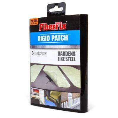 2 in. x 8 in. 3 in. x 3 in. 5 in. x 5 in. Rigid Patch (3-Pack)