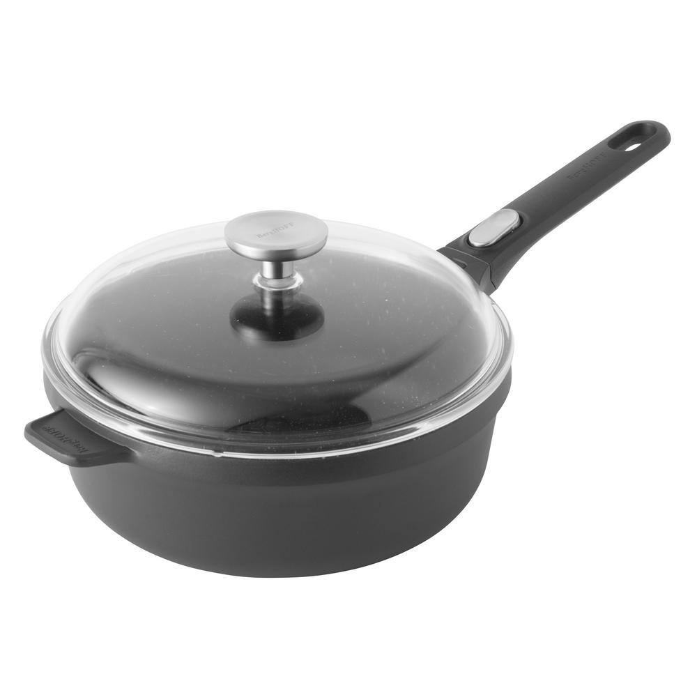 GEM 3.4 Qt. Aluminum Covered Saute Pan