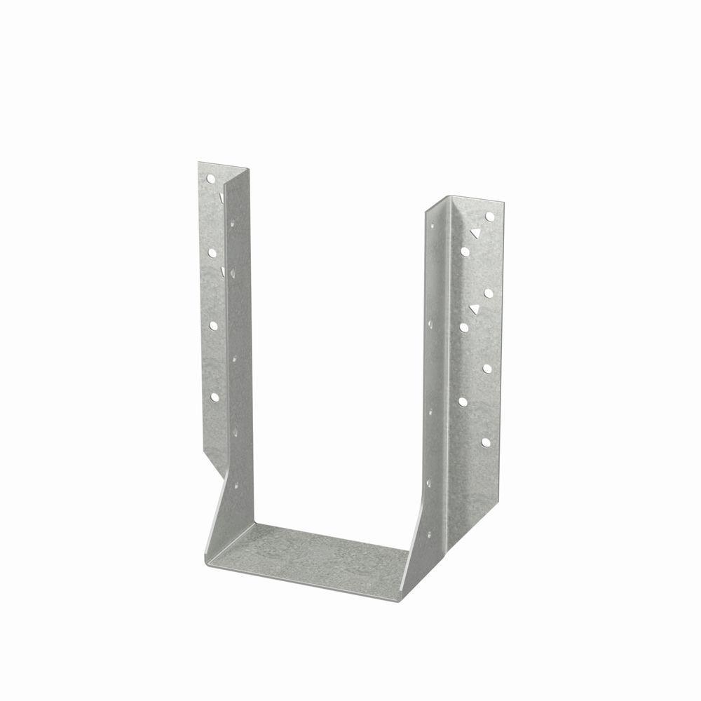 HU Galvanized Face-Mount Joist Hanger for Triple 2x10 Nominal Lumber