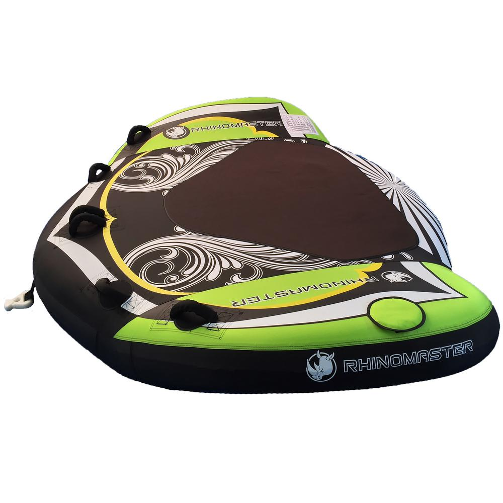 Seadragon 3-Person Inflatable Towable with Rugged Constru...