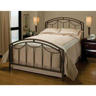 Arlington Bronze Full Bed Frame