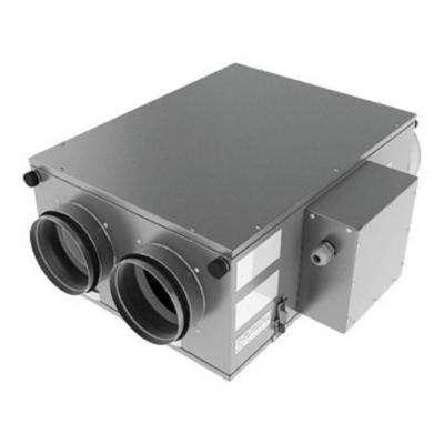 63 CFM Power Heat Recovery Ventilator Unit for 5 in. Duct