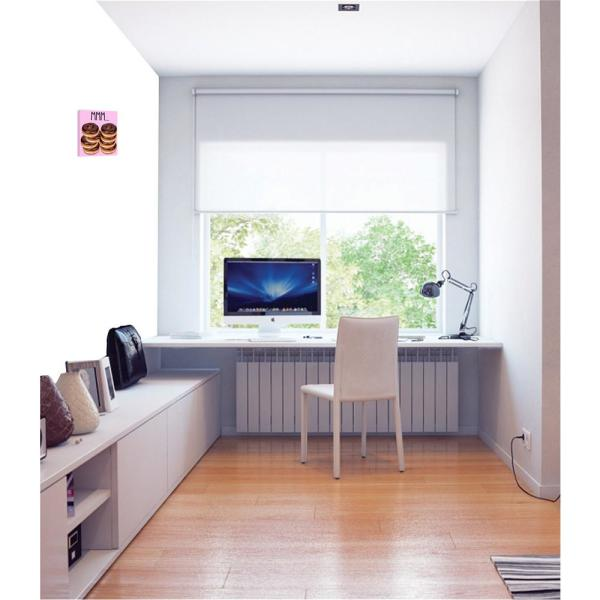PTM Images 12.in x 10.in ''Mmm'' Printed Canvas Wall Art