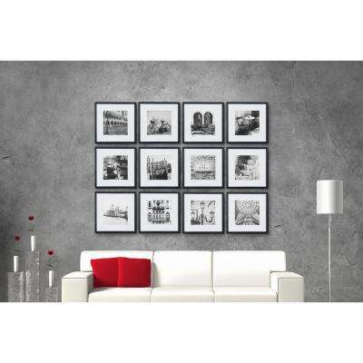 12 X 12 Wall Frames Wall Decor The Home Depot