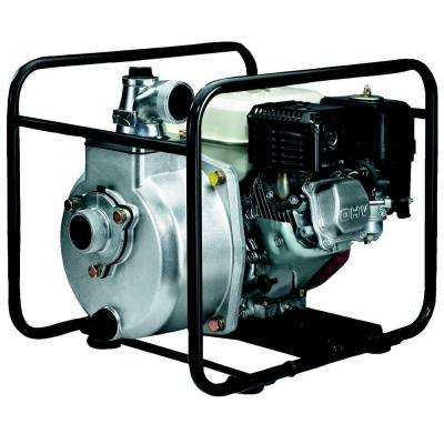 2 in. 4.8 HP High Pressure Pump with Honda Engine