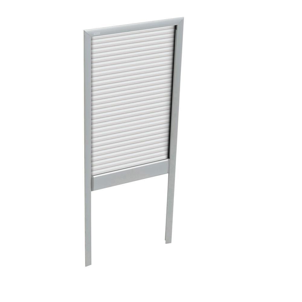 Manual Room Darkening White Skylight Blinds for FS C06 Models