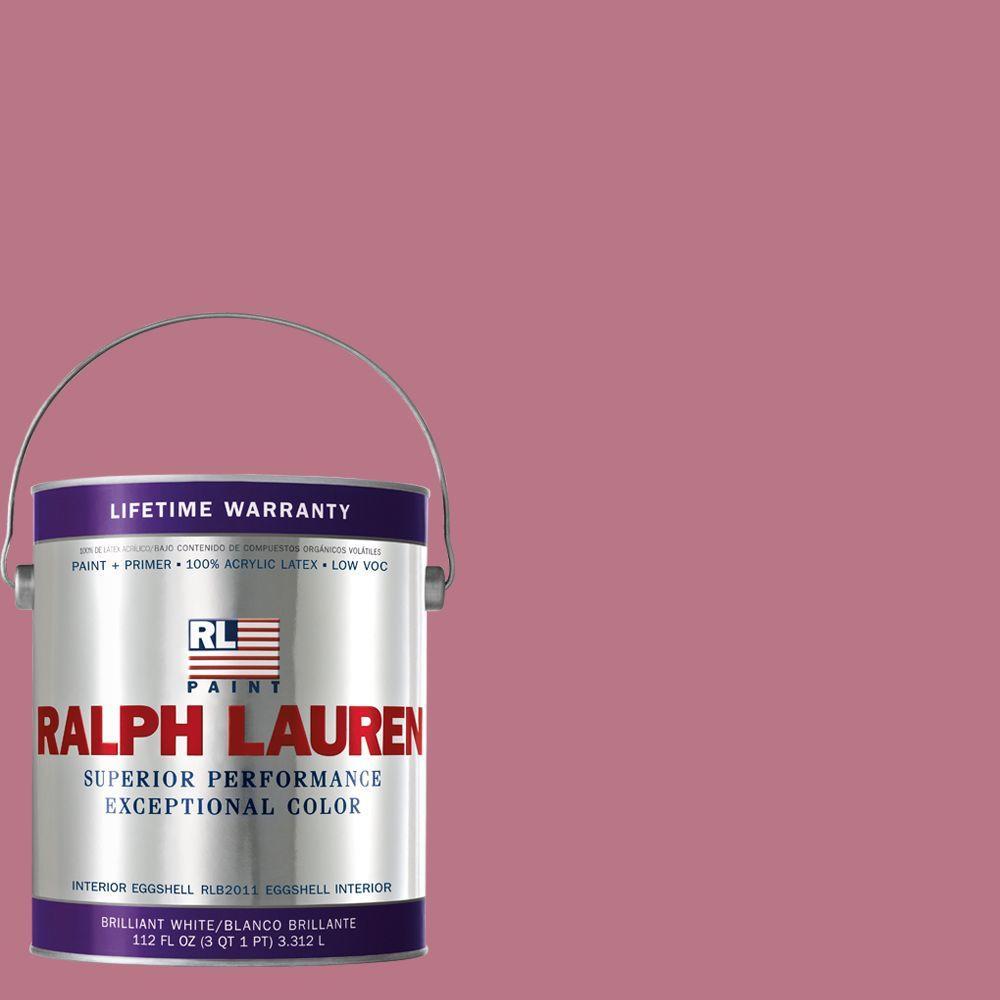 Ralph Lauren 1-gal. Procession Pink Eggshell Interior Paint