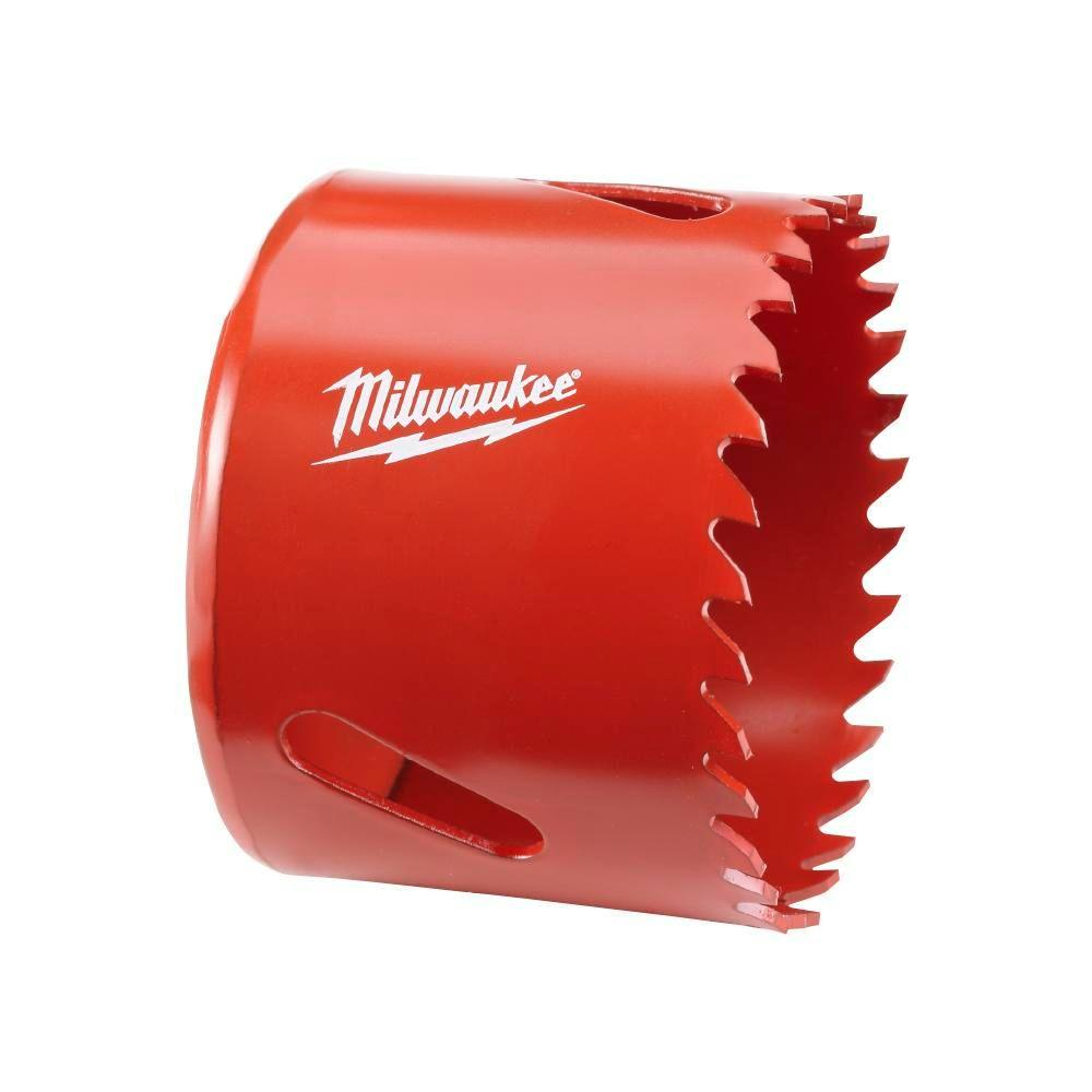 Milwaukee 2-1/4 in. Carbide Tipped Hole Saw