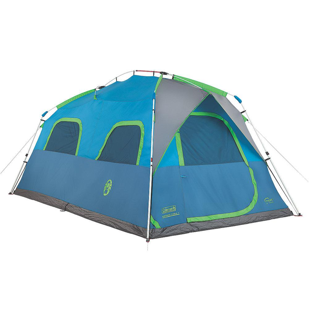 Coleman Signal Mountain 14 ft. x 8 ft. 8-Person Instant Tent  sc 1 st  The Home Depot : buy coleman tents - memphite.com