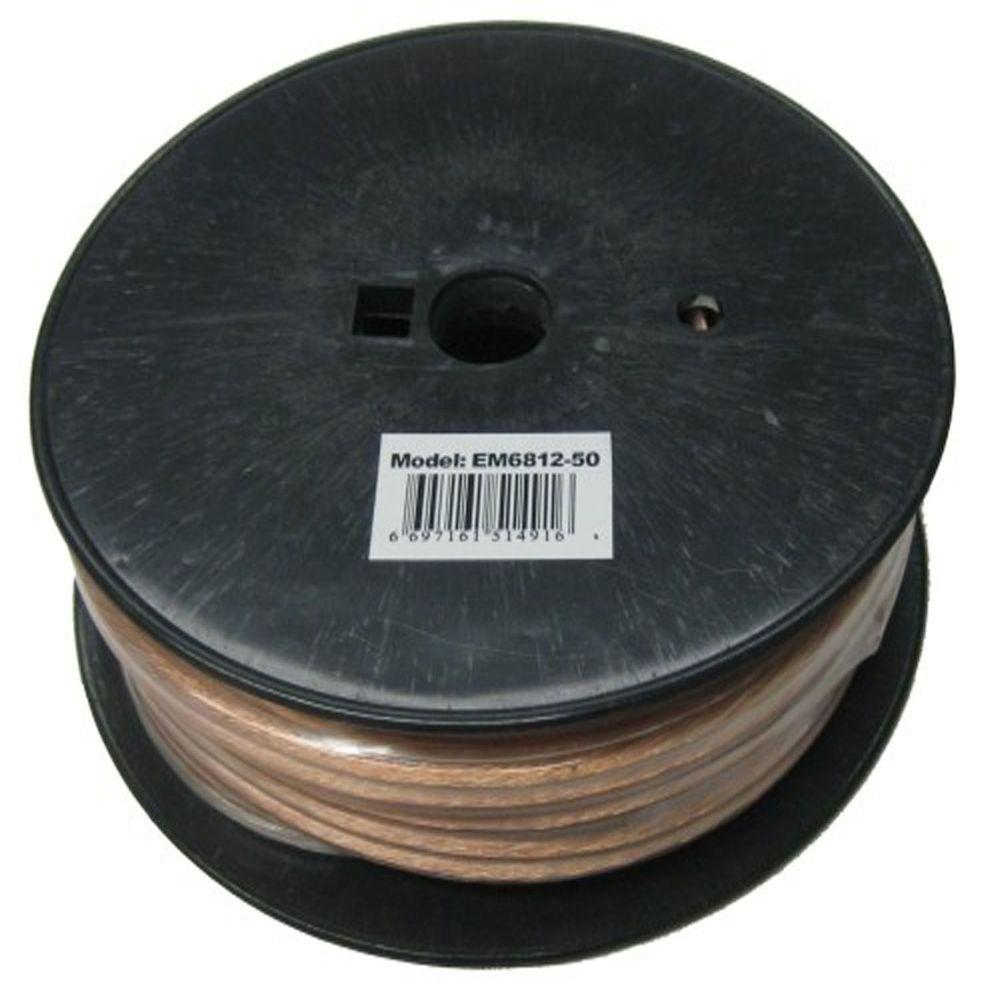 Electronic Master 50 ft. 14-2 Stranded Speaker Wire-EM681450 - The ...