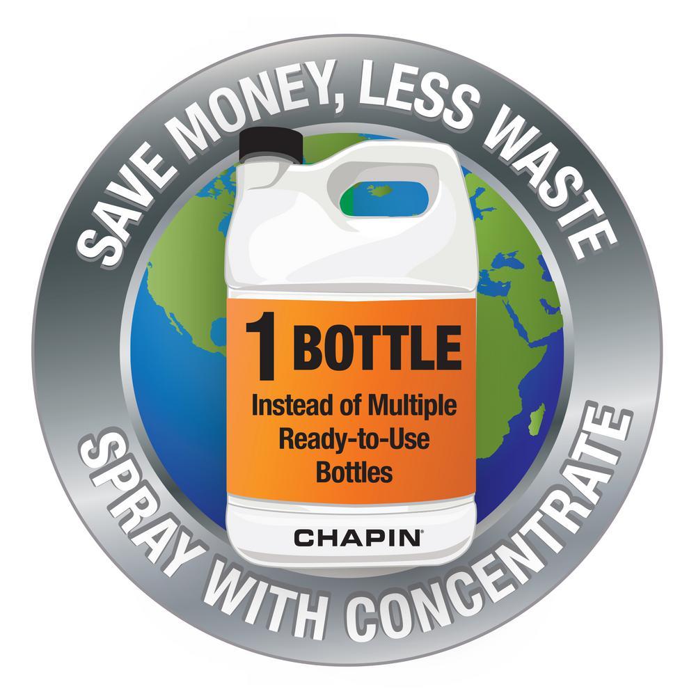 Chapin Fertilizer Feeder Hose End Sprayer G405 The Home Depot