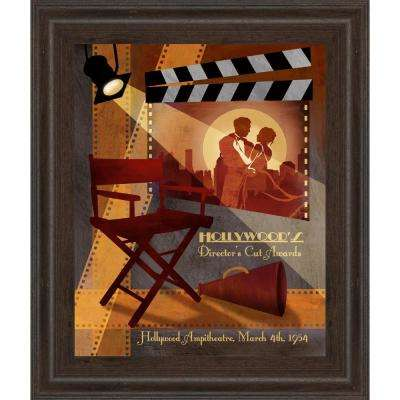 """22 in. x 26 in. """"Director's Cut Awards"""" by Conrad Knutsen Framed Printed Wall Art"""