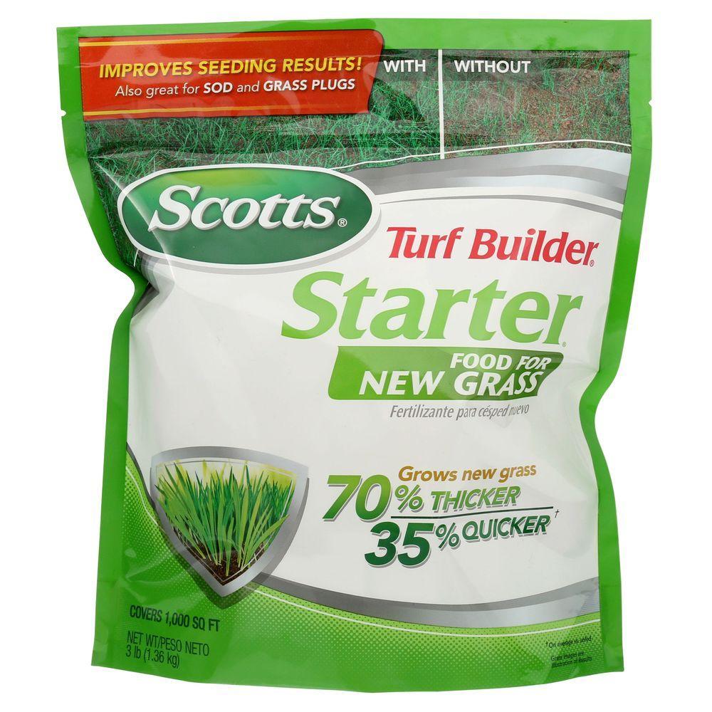3.46 lb. Turf Builder Starter Brand Fertilizer