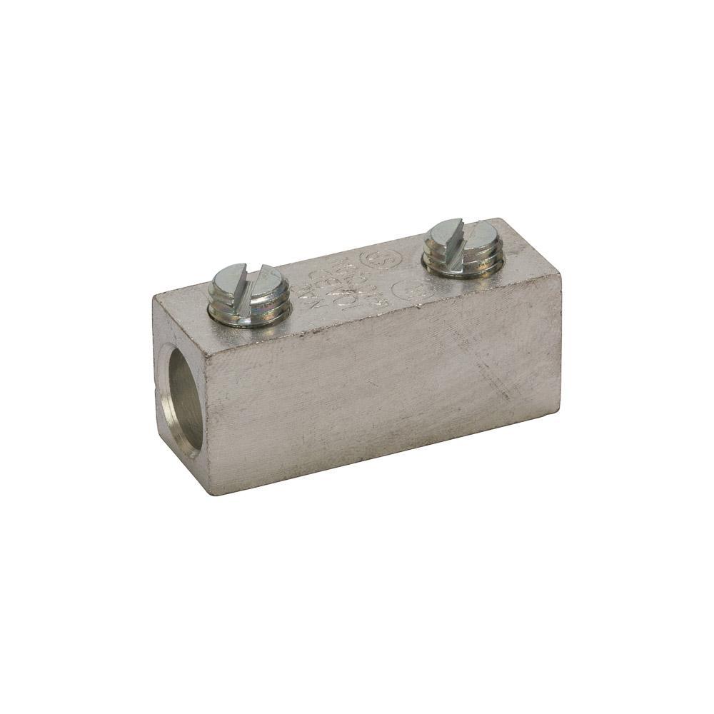 Aluminum Splicer Reducer 1/0-14 AWG