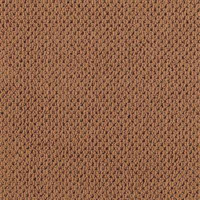 Carpet Sample-Deliverable - Color Amber Dawn Loop 8 in. x 8 in.