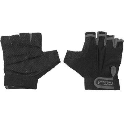 Large Gray Bike Gloves