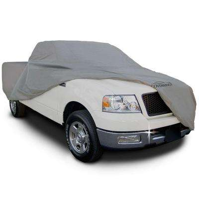 Triguard Universal Mini Size Extended Cab Long Bed Indoor/Outdoor Truck Cover