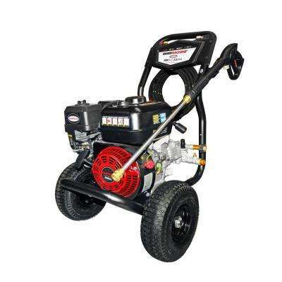 Clean Machine by SIMPSON 3400 PSI at 2.5 GPM SIMPSON Cold Water Residential Gas Pressure Washer