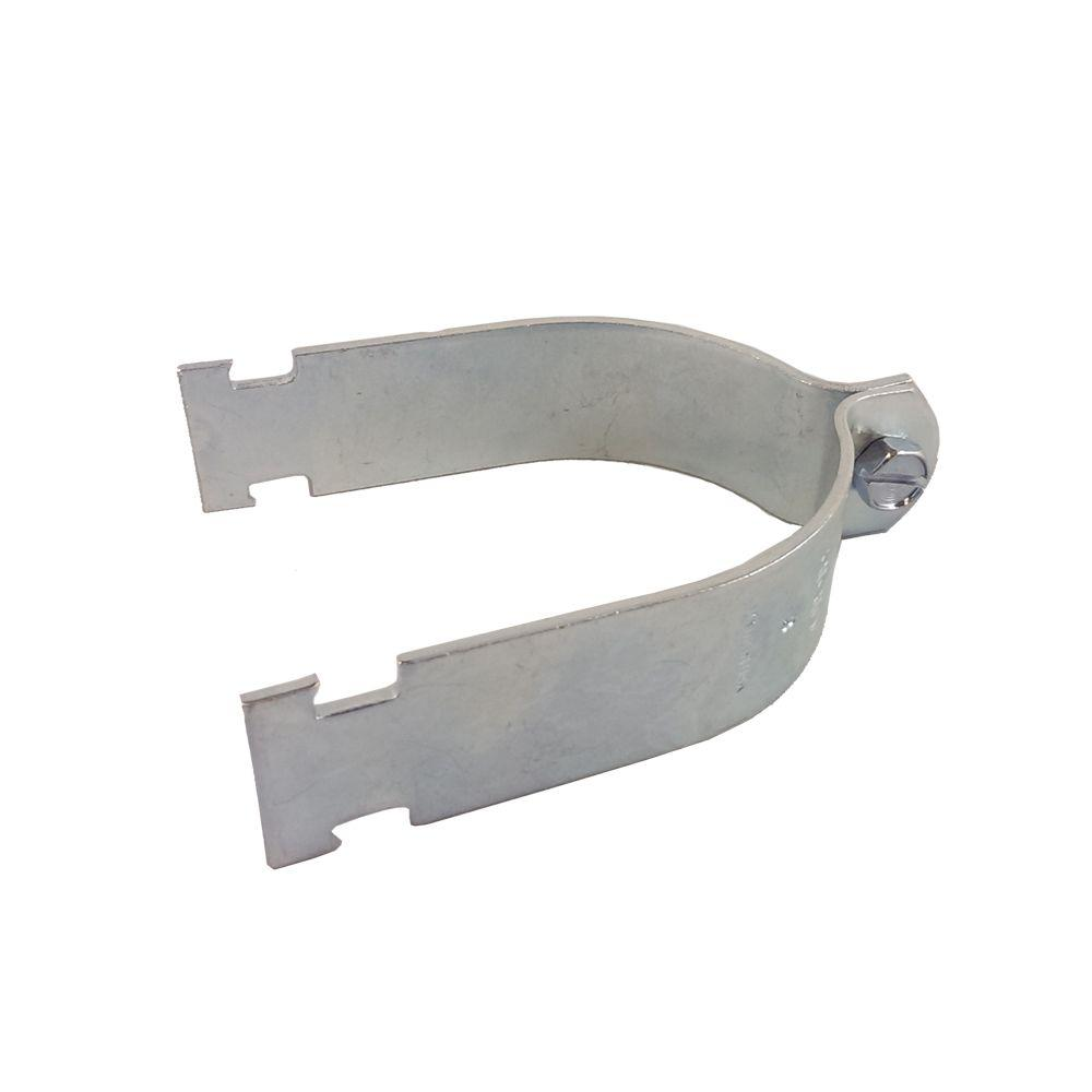 Vpc in strut clamp msclamp the home depot