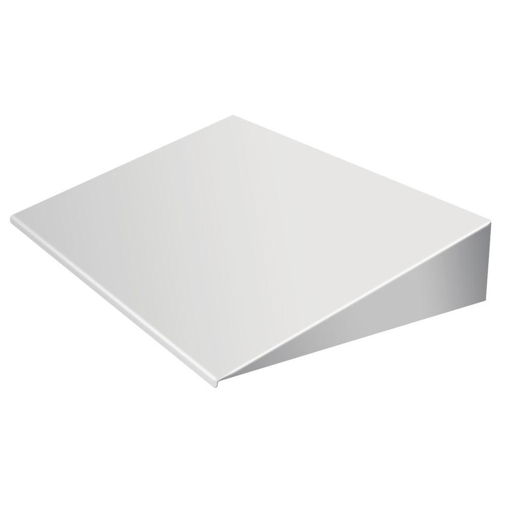 PlexiDor Performance Pet Doors White Universal Pet Door Awning