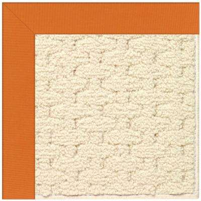 Zoe Sugar Mountain Clementine 2 ft. x 3 ft. Area Rug