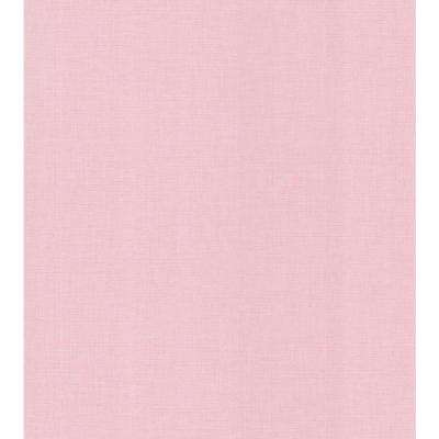 Pink Linen Texture Wallpaper Sample