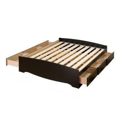 Sonoma Full Wood Storage Bed