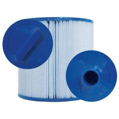 CH Series 6 in. Dia x 5-1/2 in. 25 sq. ft. Replacement Filter Cartridge with Semi-Circular Top Handle