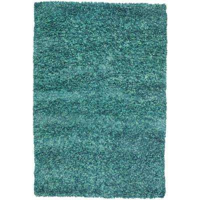 Ormet Mint Green 5 Ft X 8 Indoor Area Rug