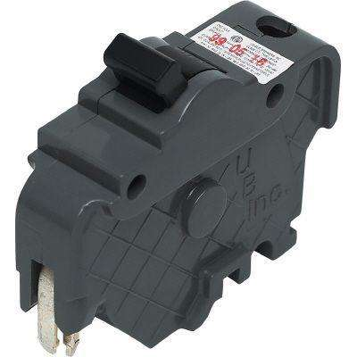 New UBIF Thick 40 Amp 1 in. 1-Pole Federal Pacific Stab-Lok Type NA Replacement Circuit Breaker