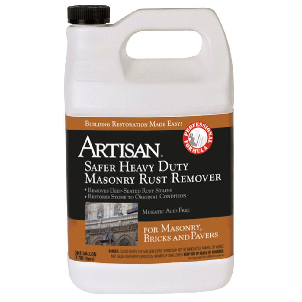 1-gal. Safer Heavy Duty Masonry Rust Remover