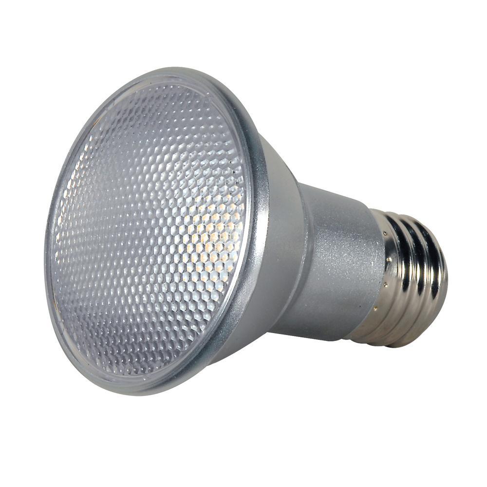 50-Watt Equivalent PAR20 Spot LED Light Bulb Daylight